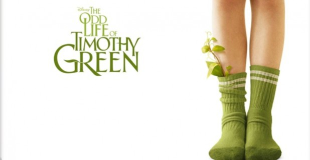 Life lessons from The Odd Life of Timothy Green