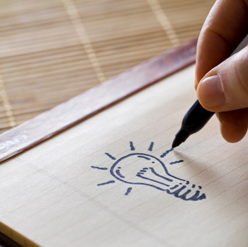 record your ideas like Leonardo da Vinci did