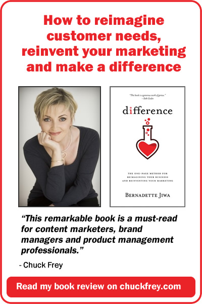 Difference reimagines marketing