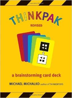 Thinkpak brainstorming card deck