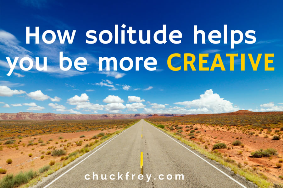 solitude and creativity