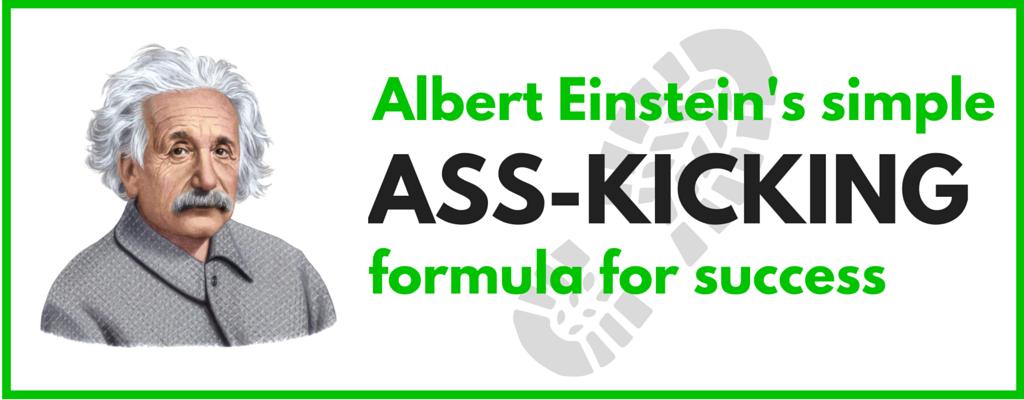 Einstein and success