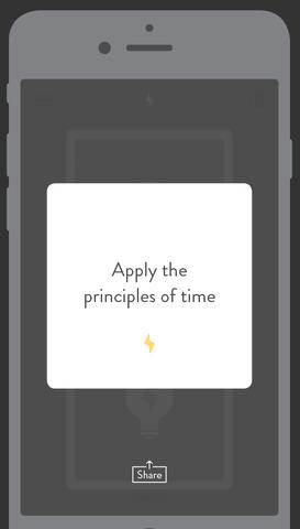 Spark brainstorming app