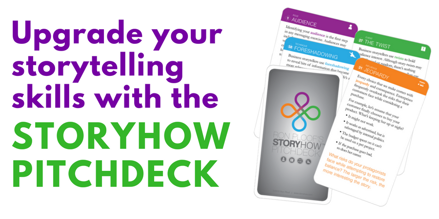 StoryHow Pitchdeck review