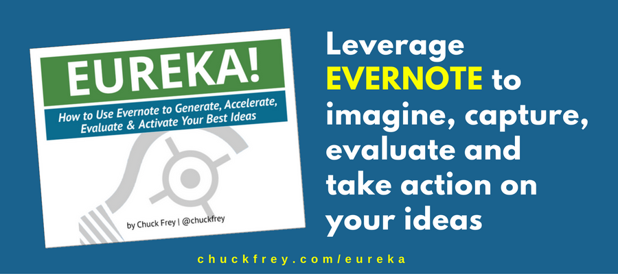 Leverage Evernote to be more creative