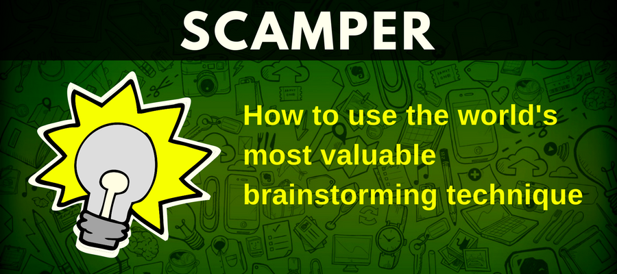 scamper evernote creative