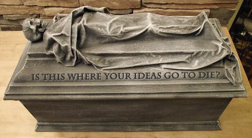 idea sarcophagus